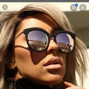 Quay x Chrisspy Jet Lag Sunglasses